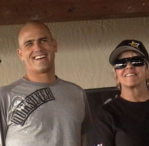Aretha Franklin, Kelly Slater's mom connected in Cocoa Beach