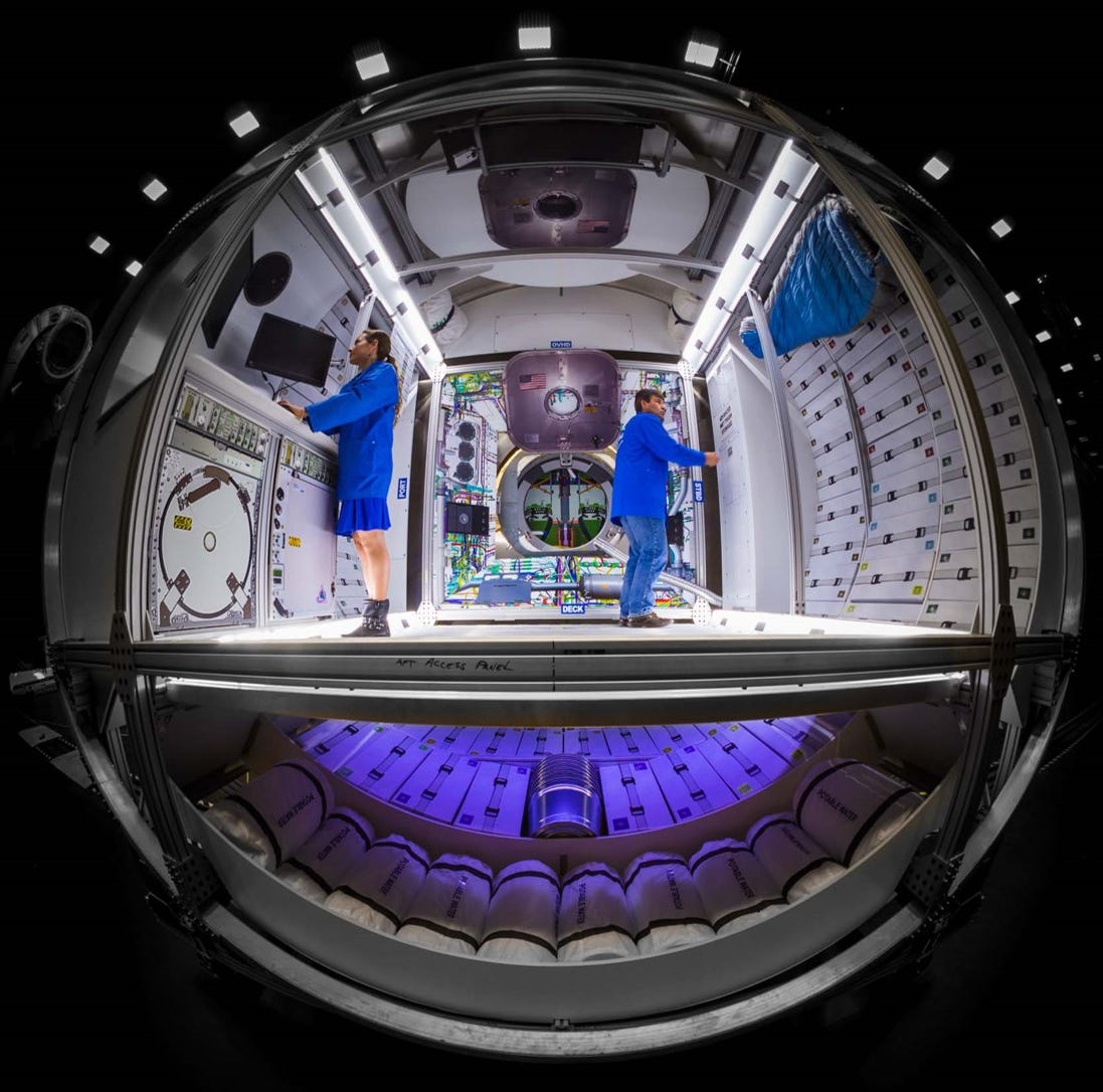 Lockheed Martin offers glimpse into its lunar habitat modules | Poll