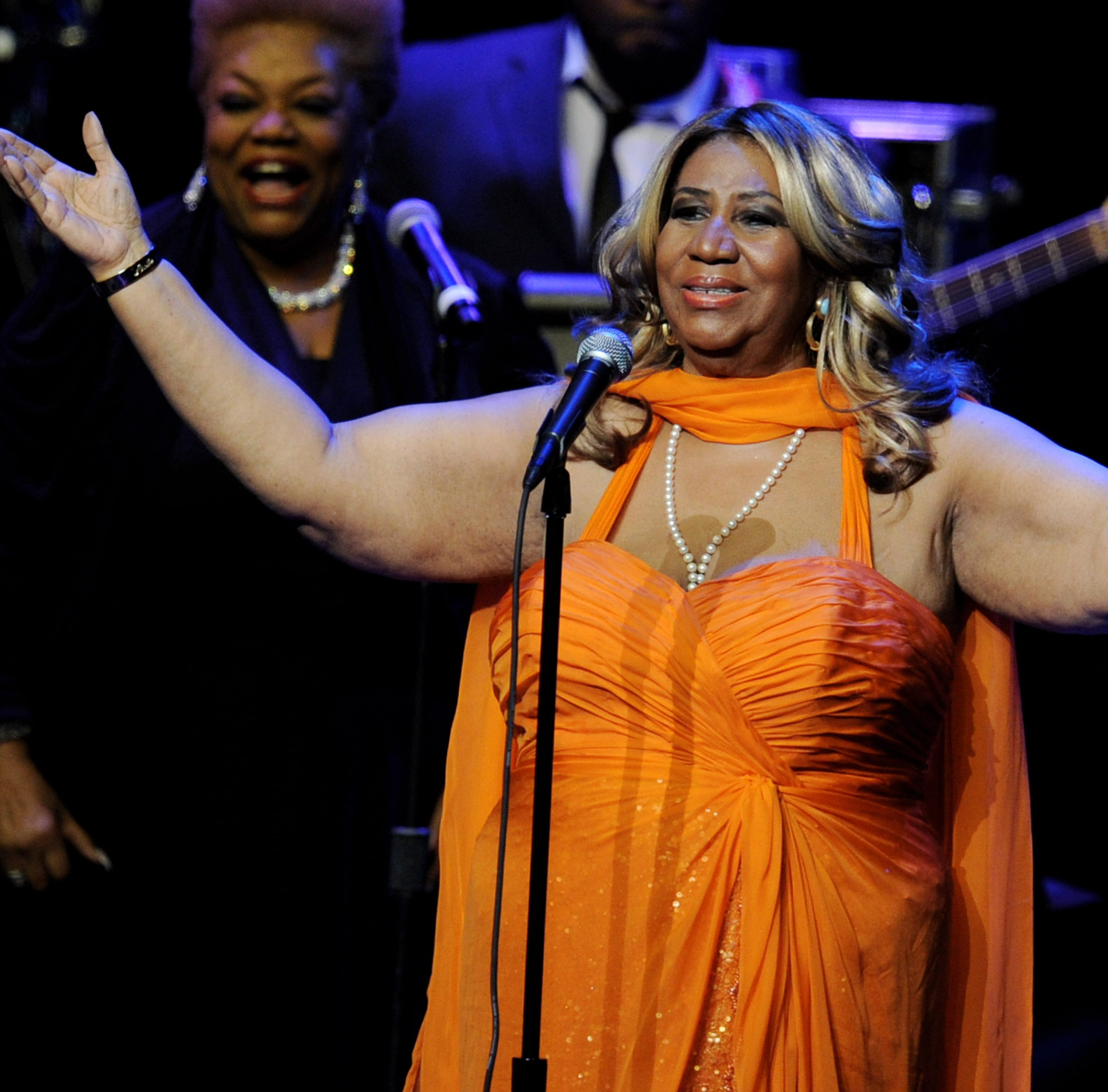 "Aretha Franklin death: Country singers react to ""Queen of Soul"""