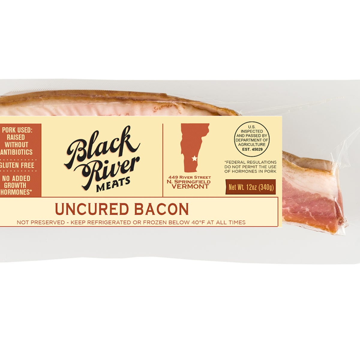 VT bacon goes national for packaging humor, jab at education system
