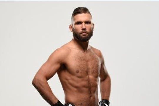 UFC fighter Jeremy Stephens will meet and greet fans at the 21st annual Caller-Times' Best of the Best showcase Sept. 16.