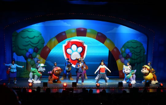 Paw Patrol Live! Race to the Rescue will be at the American Bank Center Aug. 25-26.