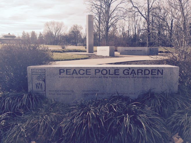 Greater Anderson Promotes Peace (GAPP) is holding a gathering at the Peace Pole Garden in Beech Acres Park, 7-7:30 p.m. Sunday, Aug. 19. The gathering is in response to the recent Ku Klux Klan flyers in Anderson Township and the rise nationally of white supremacist activity.