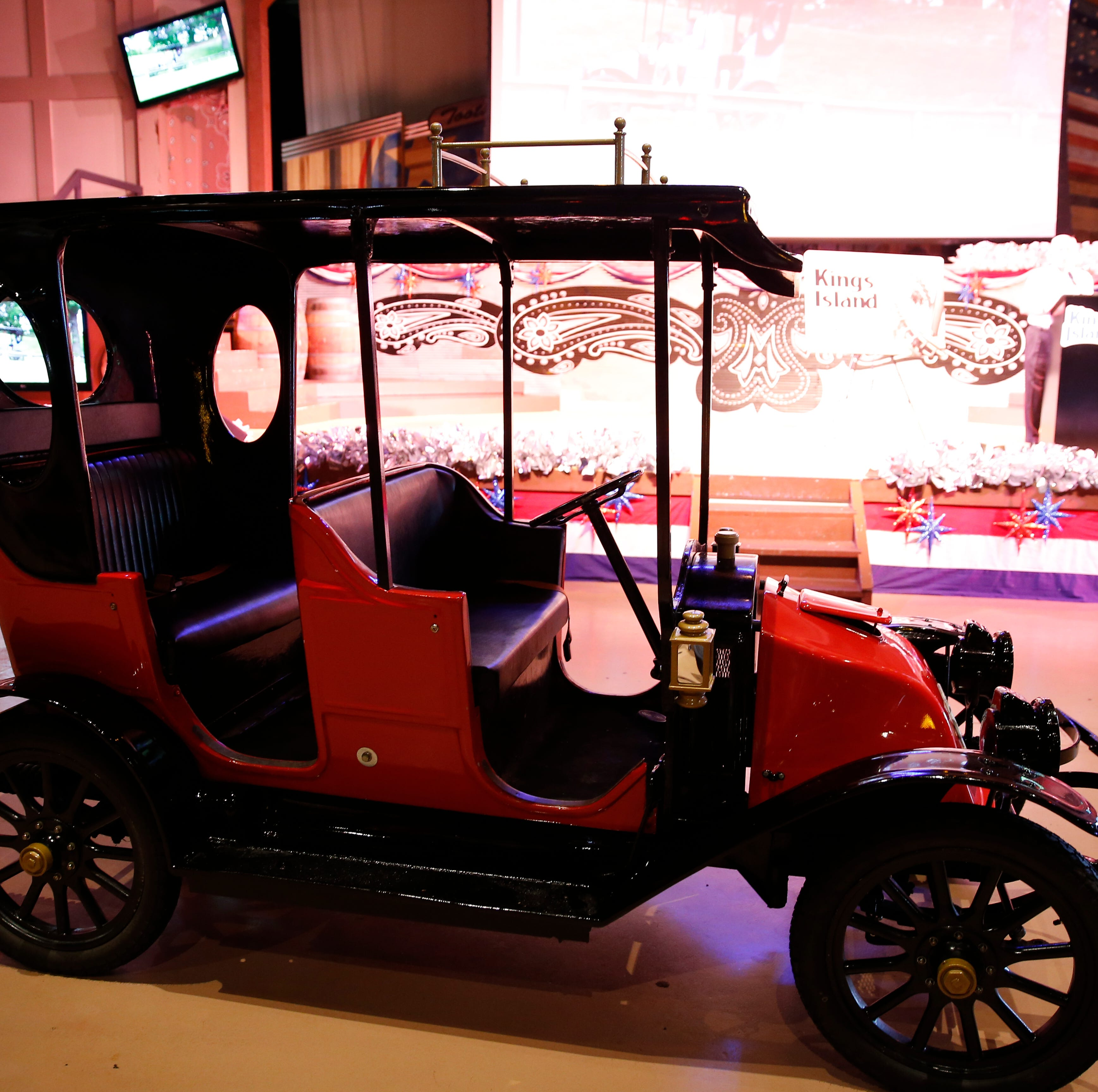 Kings Island is bringing back the Antique Cars ride