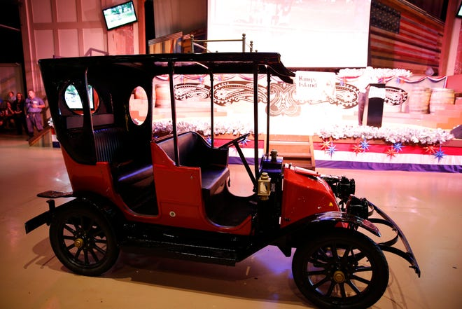 Kings Island announced Thursday it would be bringing back the beloved Antique Cars
