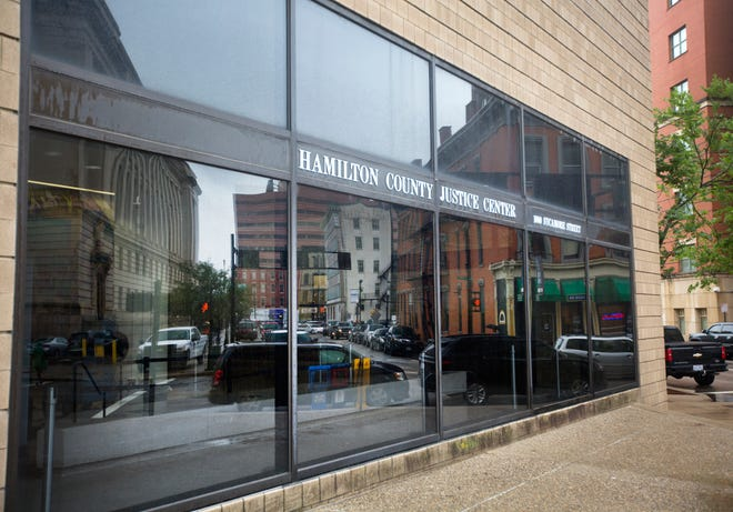 The Hamilton County Justice Center is located in downtown Cincinnati. It was built in 1985. It routinely has over 1600 inmates. They already have Treatment Pods for men and women, but will be expanding the area by December of 2019 by 92 beds.