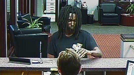 Bank Robbery Nashville