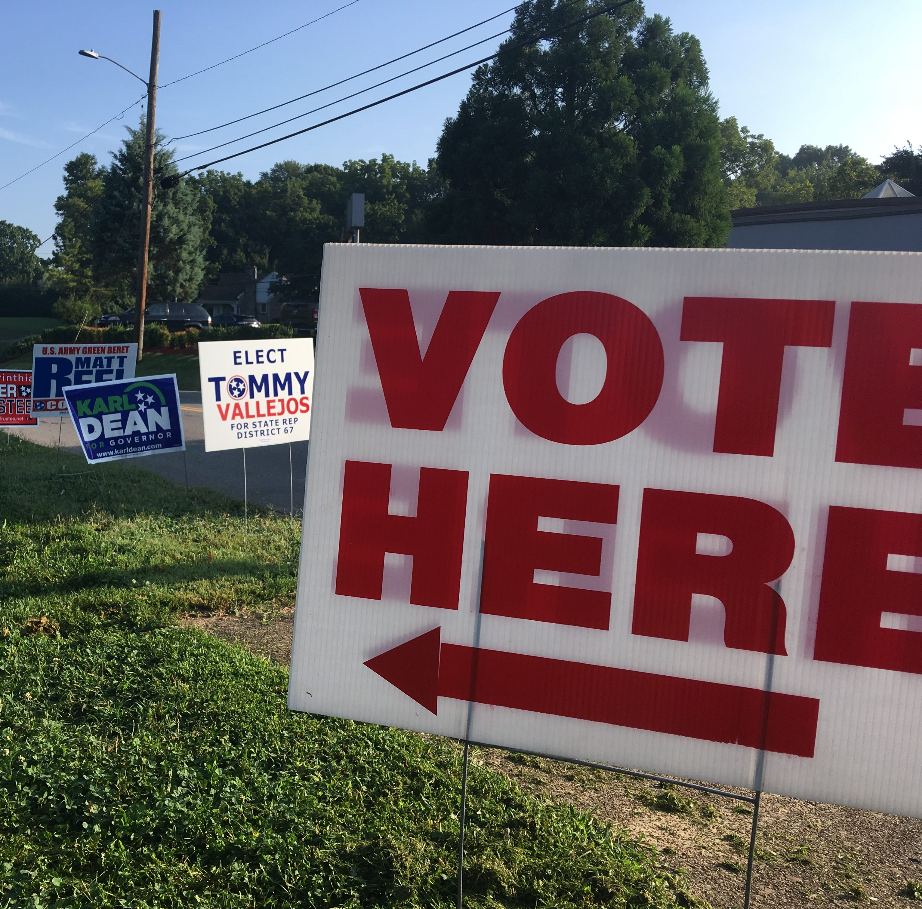 Piper backs out of Clarksville mayor's race; 4 candidates on ballot
