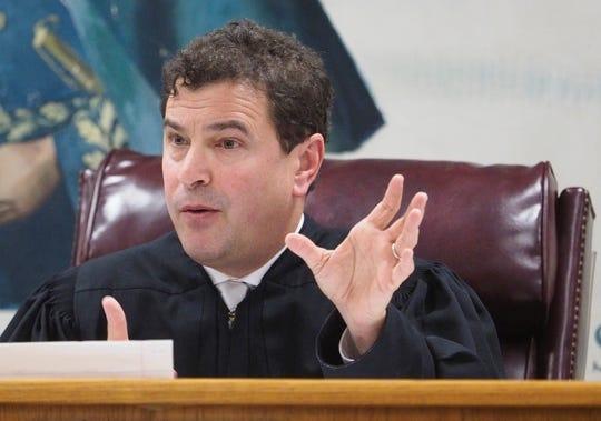 Union County Superior Court Judge Robert Kirsch