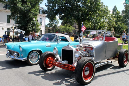 12th Annual Classic Car Show on Sept. 8 PHOTO CAPTION