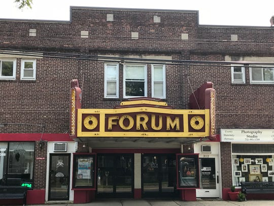 Metuchen has entered into a contract to purchase the Forum Theater.