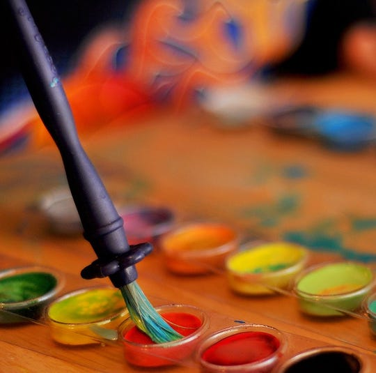 """Ages 4 to 12 years old can participate in """"Paint by the Pond""""from noon to 4 p.m. on Sunday, Aug.19, at the pond in Warinanco Park in Elizabeth."""