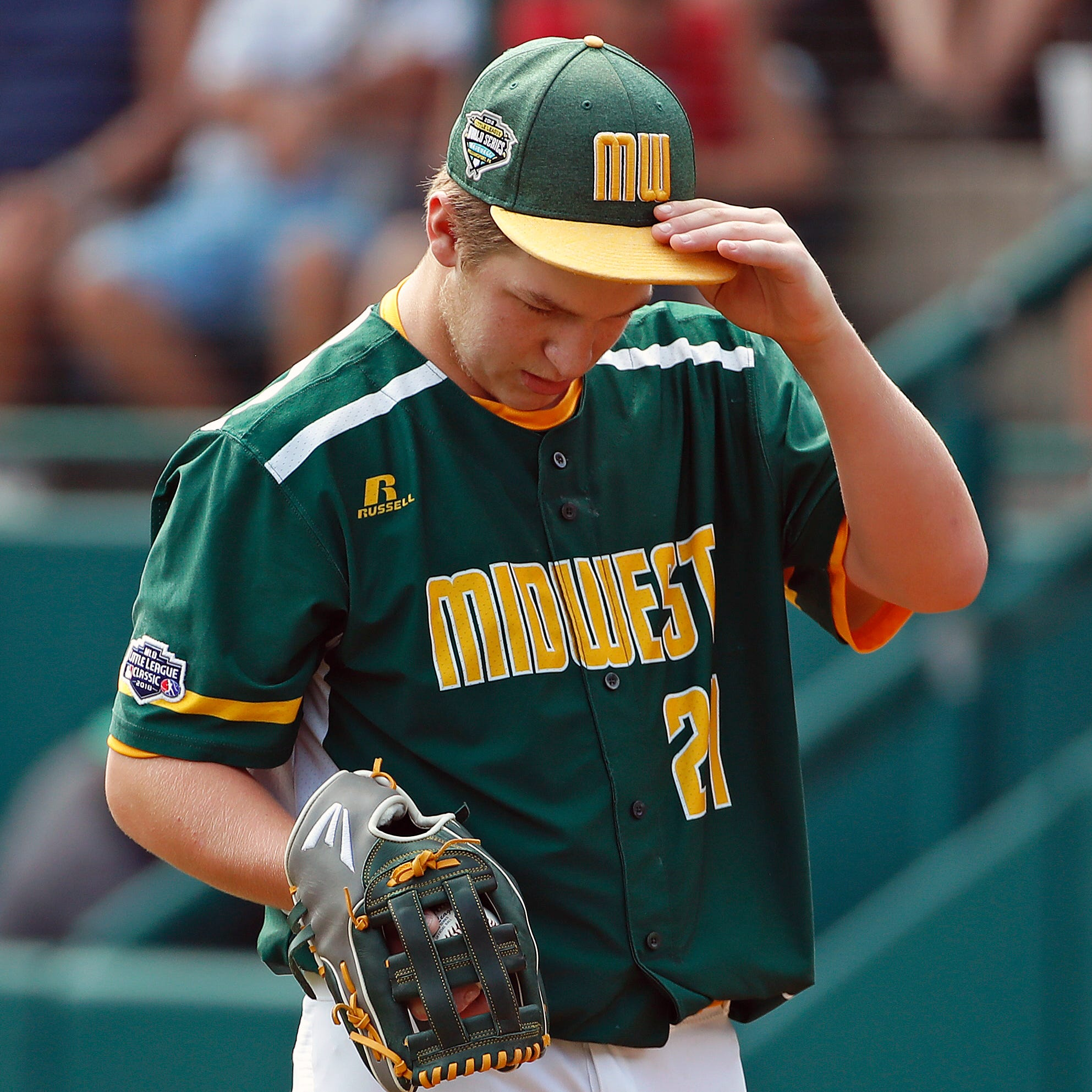 Little League World Series: Iowa's Grandview hangs tough, falls to New York in opener