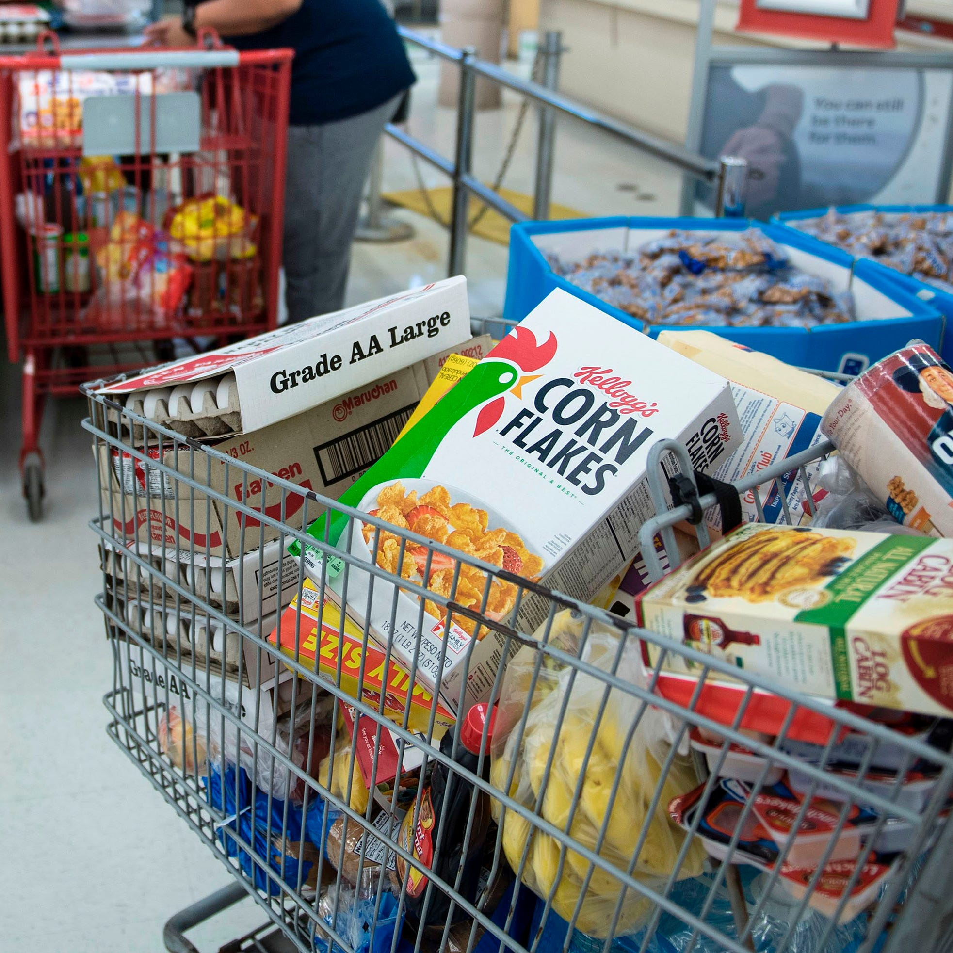 Michigan will require people to work for food assistance