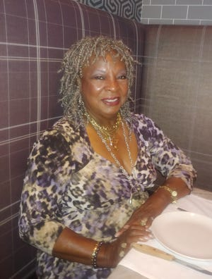 Singer Martha Reeves plots a new book.