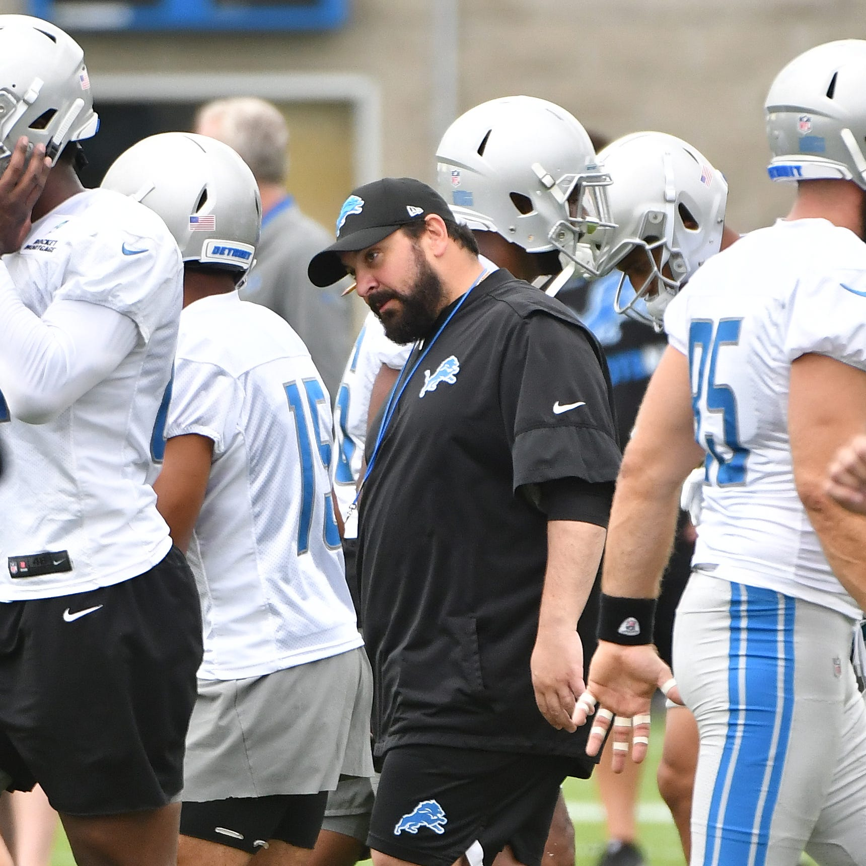 Lions getting grasp of kickoff changes' impact