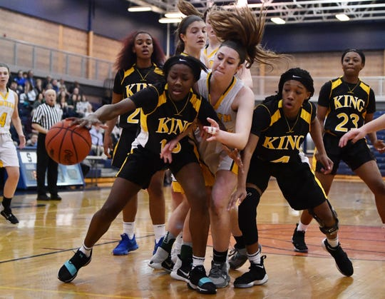 In basketball, girls reported 22 concussions to 9 for boys, per 1,000 participants.