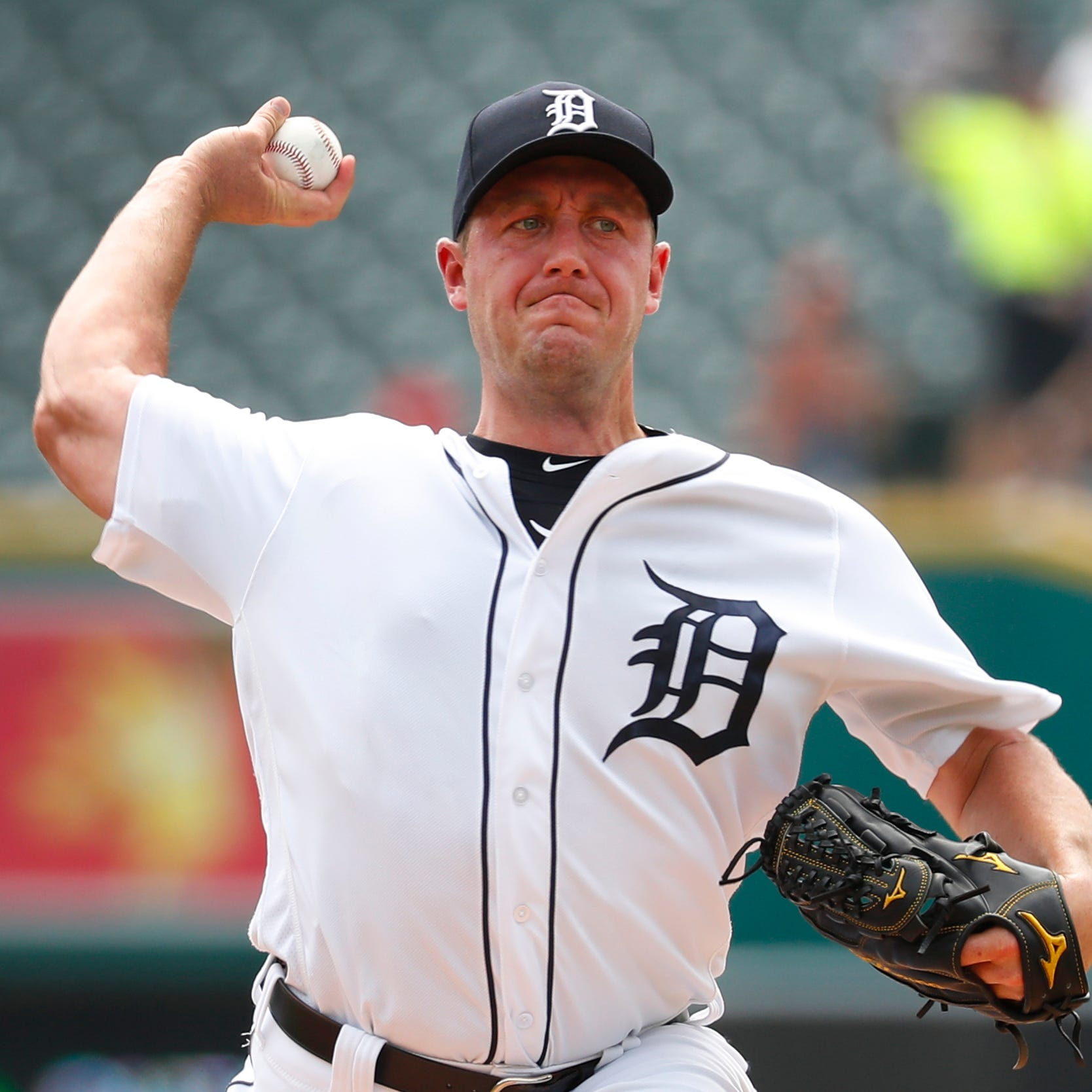Henning: Zimmermann says to wait before writing off his Tigers tenure