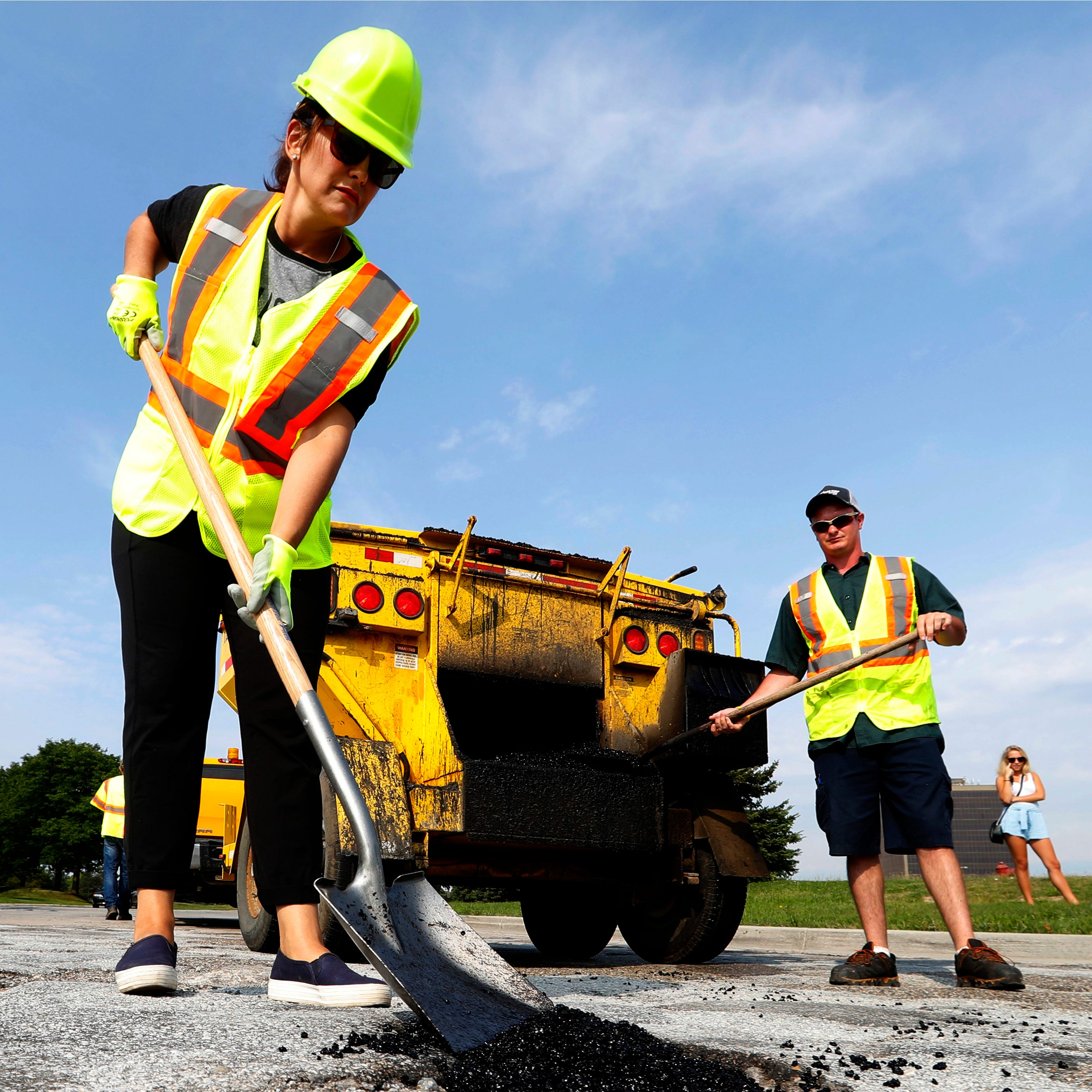 Editorial: We can't fill potholes with photos