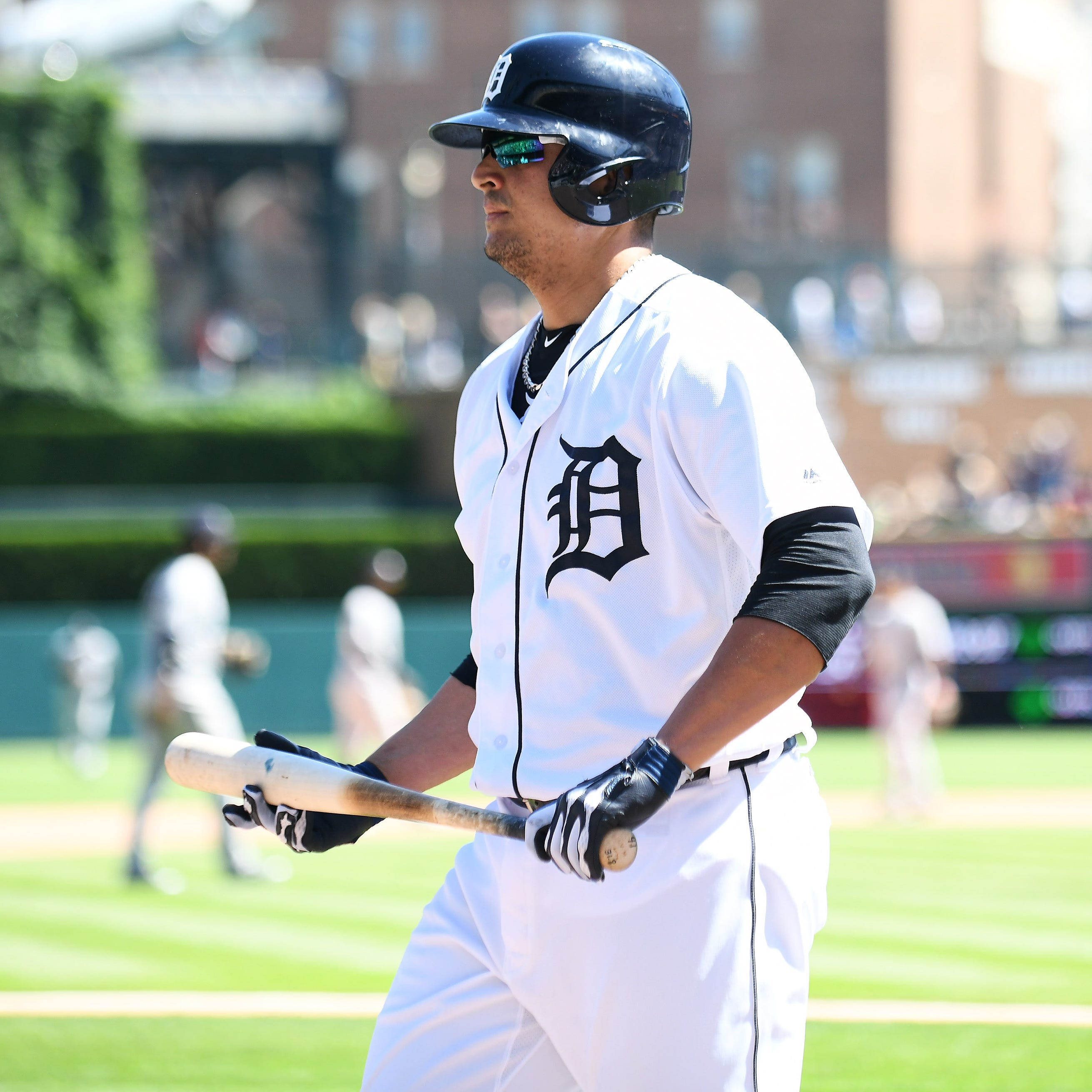 Tigers' Victor Martinez 'pretty sure' retirement is near