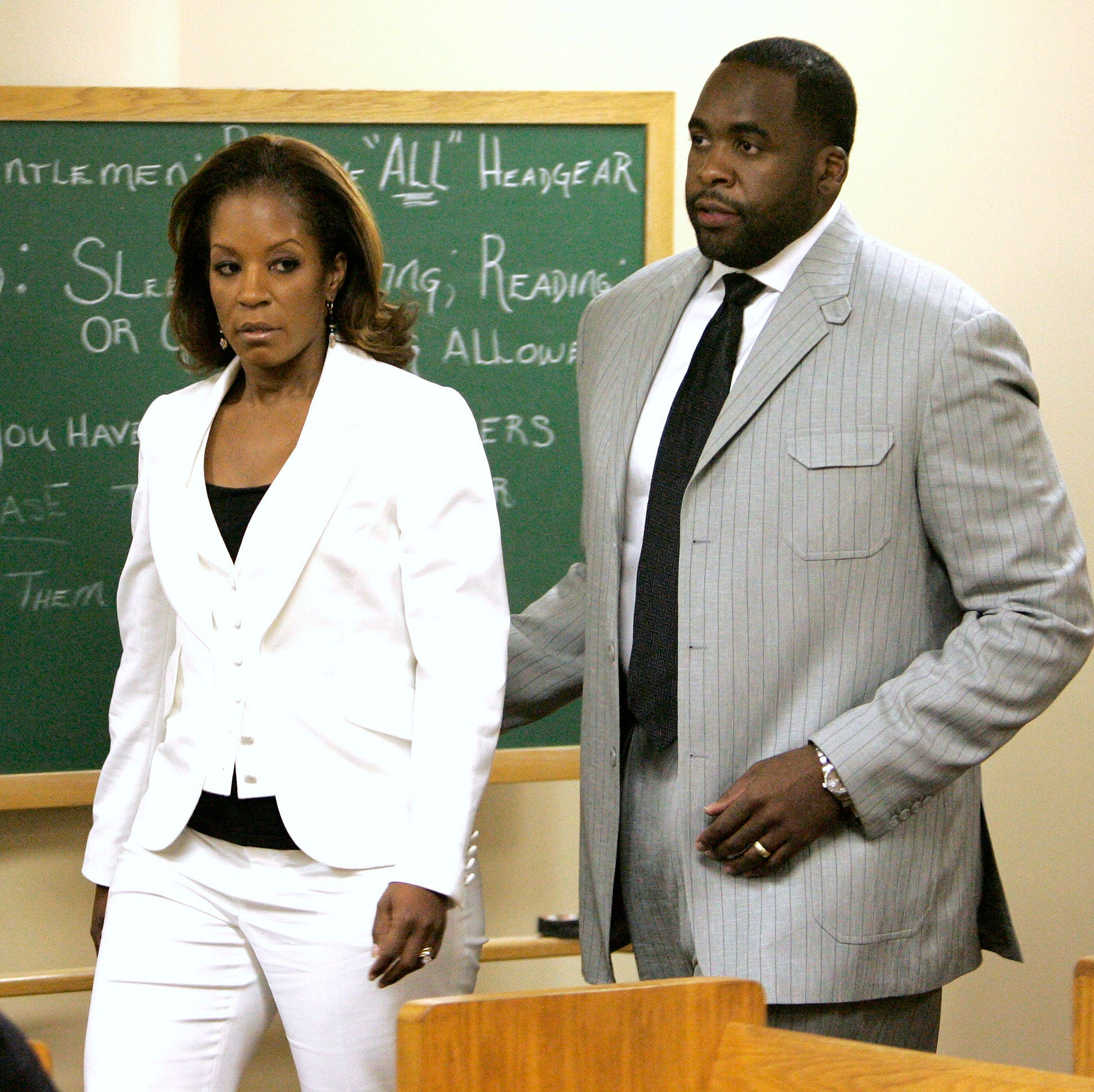 Kwame Kilpatrick: Marriage 'irreparably destroyed'