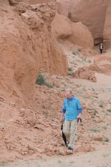 Auto writer John McCormick explores the Gobi Desert.