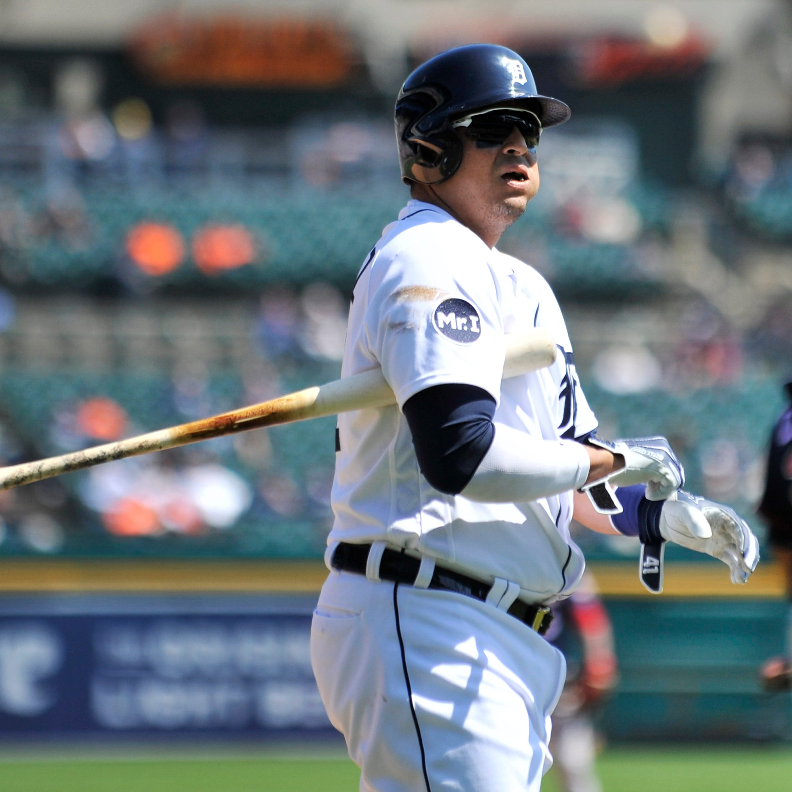 Henning: Tigers' Victor Martinez wrapping up playing days, properly