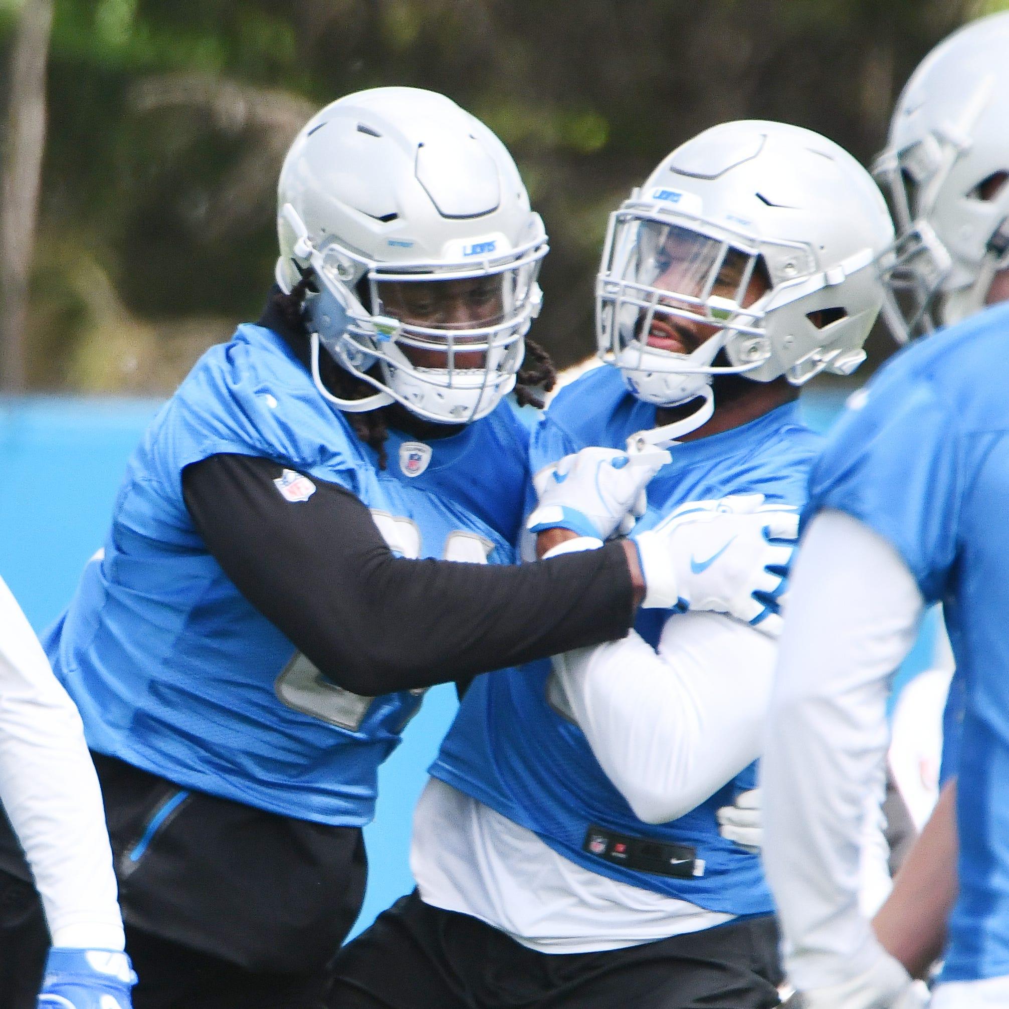 Lions prepping Ziggy Ansah for versatile defensive role