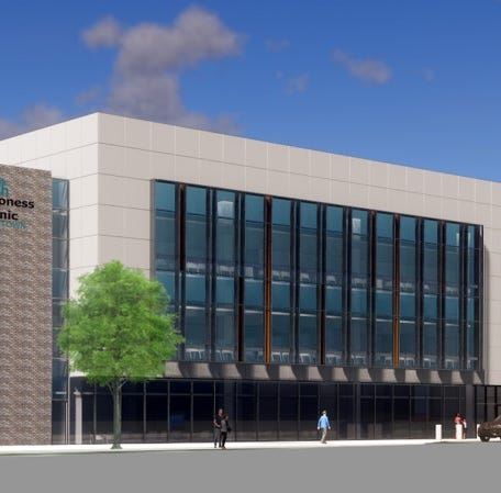 Deaconess announces plans for new Downtown Evansville clinic