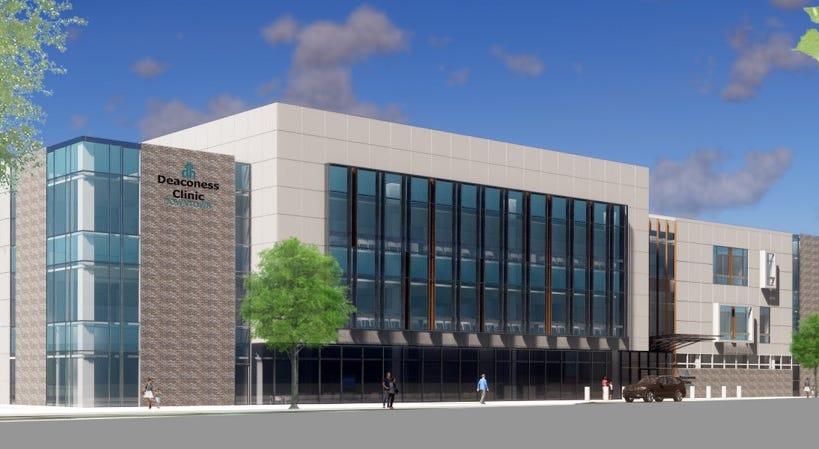 Deaconess announces plans for new Downtown Evansville clinic
