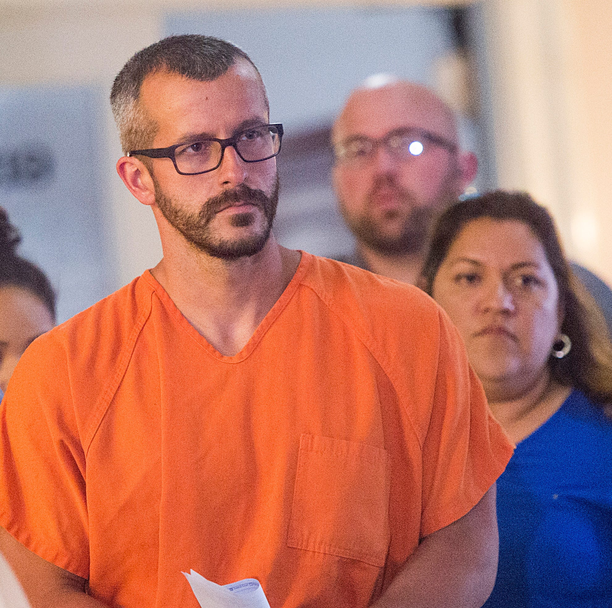 Watch live: Sentencing hearing for Chris Watts for murder of Shanann Watts, daughters