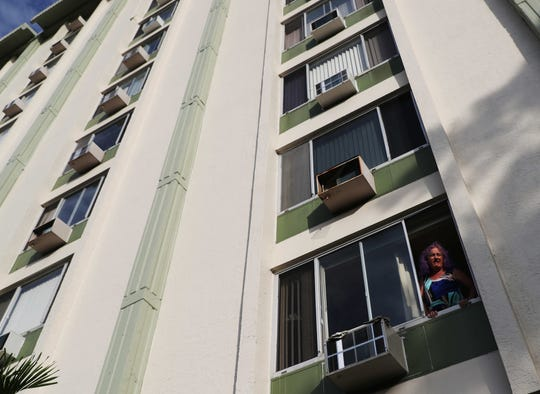 Royal Palmer Towers to move low-income seniors from downtown