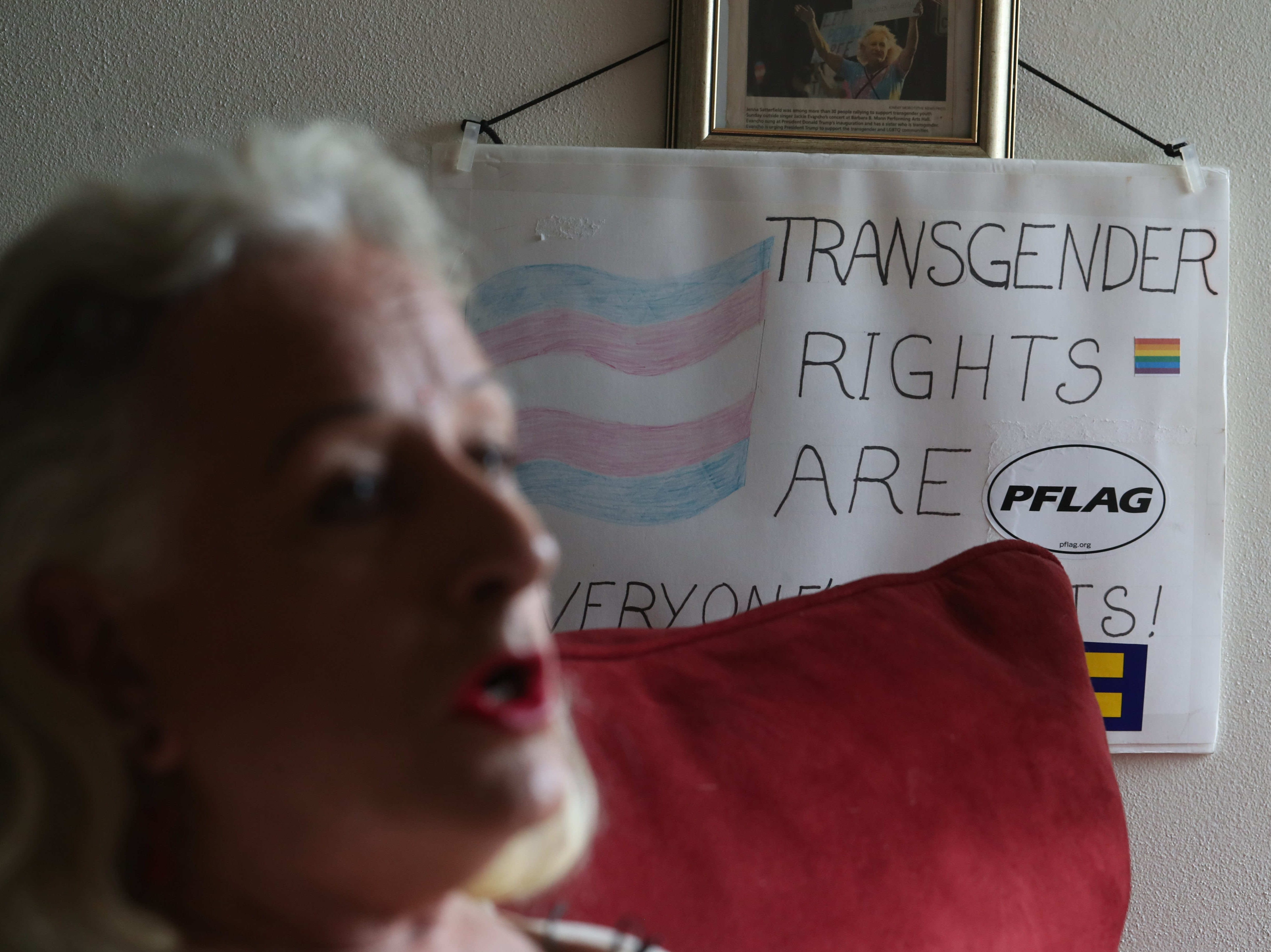 A day in the lives three Southwest Florida residents of different ages and stages in their gender transitions.