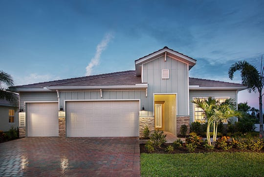 Seasons is a new D.R. Horton single-family home community on Bonita Beach Road, four miles east of I-75.