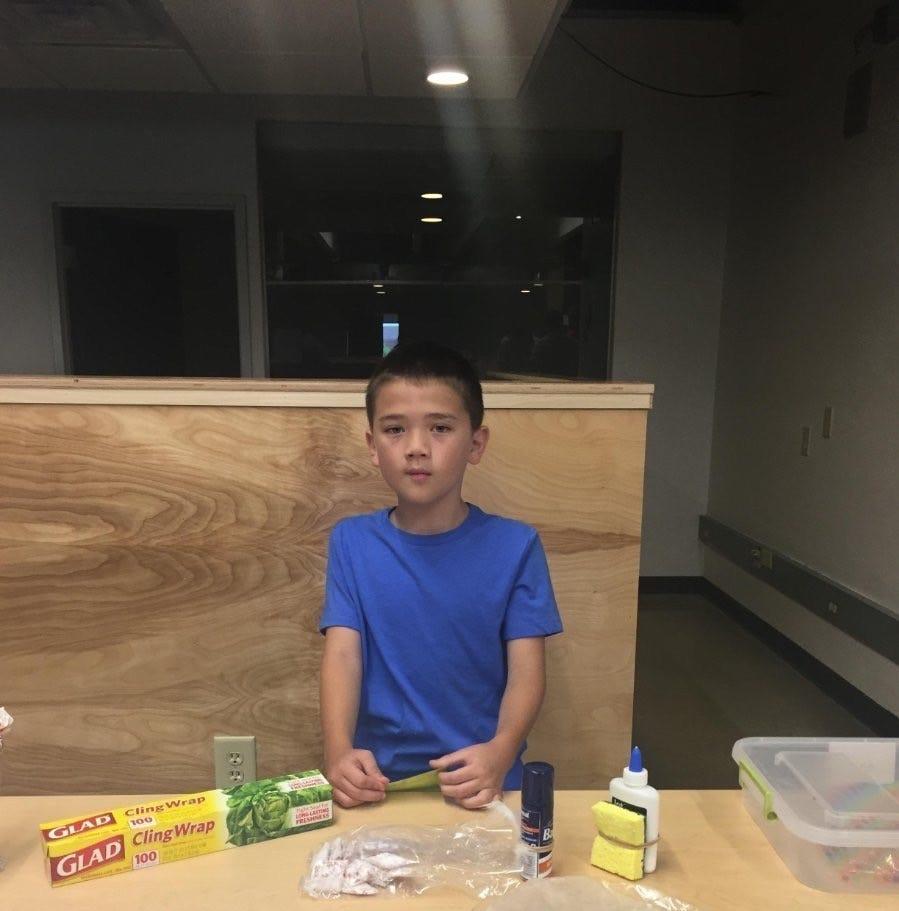 Need a prank kit? Slime? Kids showcase ingenuity at Children's Business Fair | Streetwise