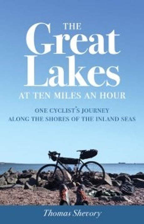 The Great Lakes At Ten Miles Per Hour