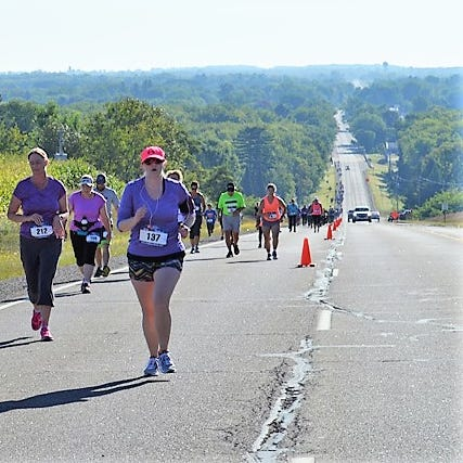 Want a challenge? Conquer Suring Hill run/walk coming up