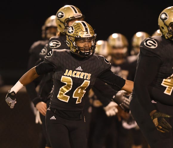 Senior linebacker Najawuan Smith and the Greer Yellow Jackets, No. 3 in Class AAAA, will open the season on the road against Byrnes Friday night.