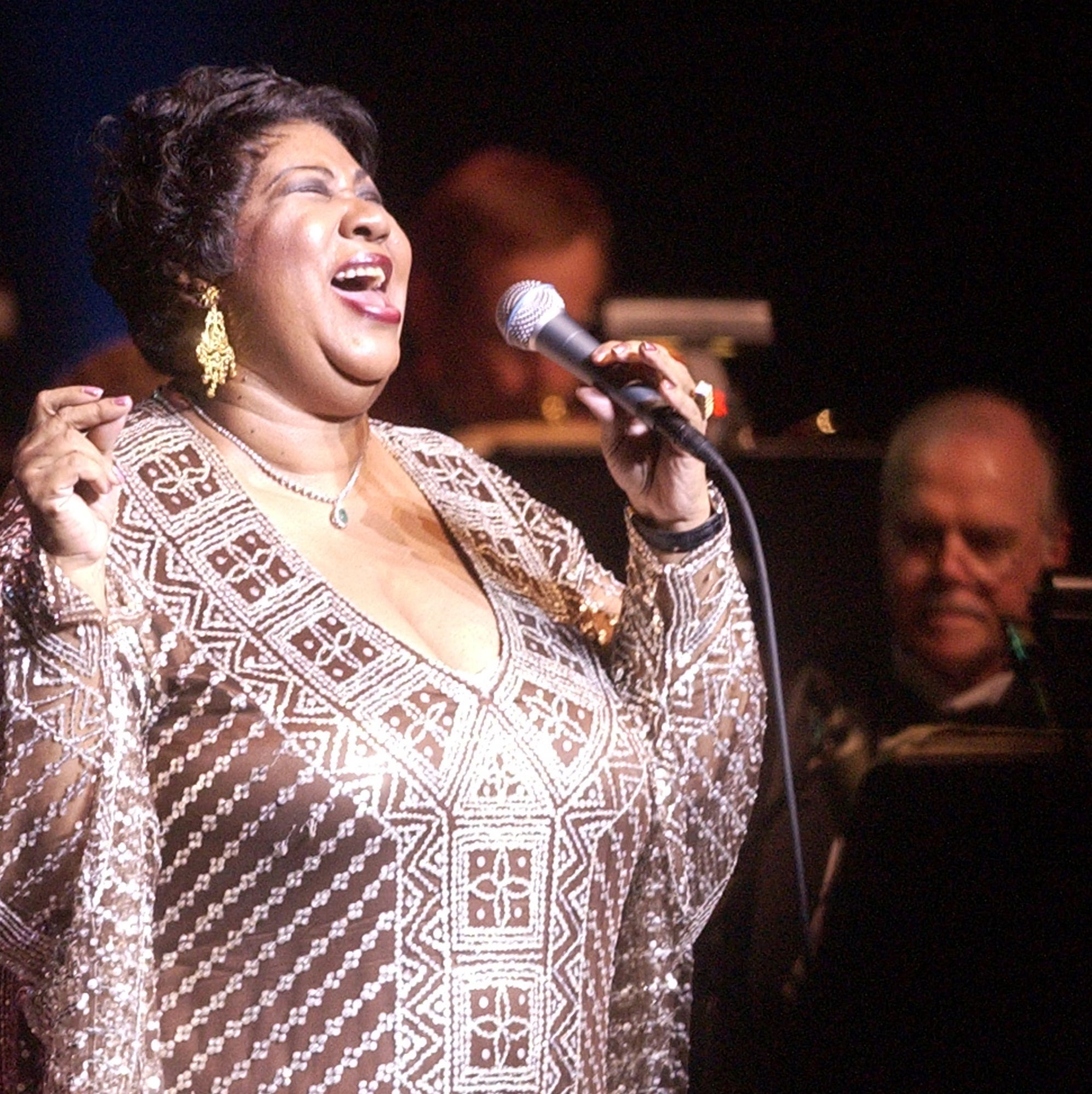 Remembering Aretha Franklin: When Queen of Soul reigned over fans at Greenville concert