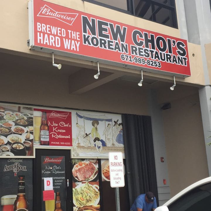 New Choi's Restaurant shut down after failing health inspection