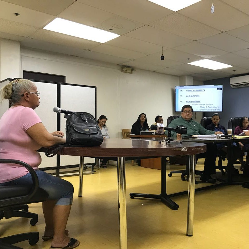 Land Trust problematic leases tabled until September, admin director position possible