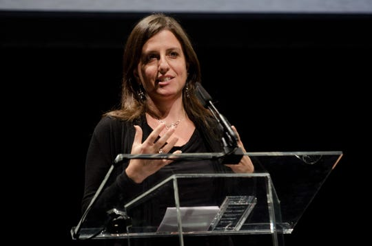 "Rebecca Skloot, author of the ""Immortal Life of Henrietta Lacks,"" attends the 2011 Chicago Public Library Foundation and Chicago Public Library gala benefit awards dinner at the University of Illinois at Chicago Forum on October 20, 2011 in Chicago, Illinois. She'll come to Indianapolis this fall."