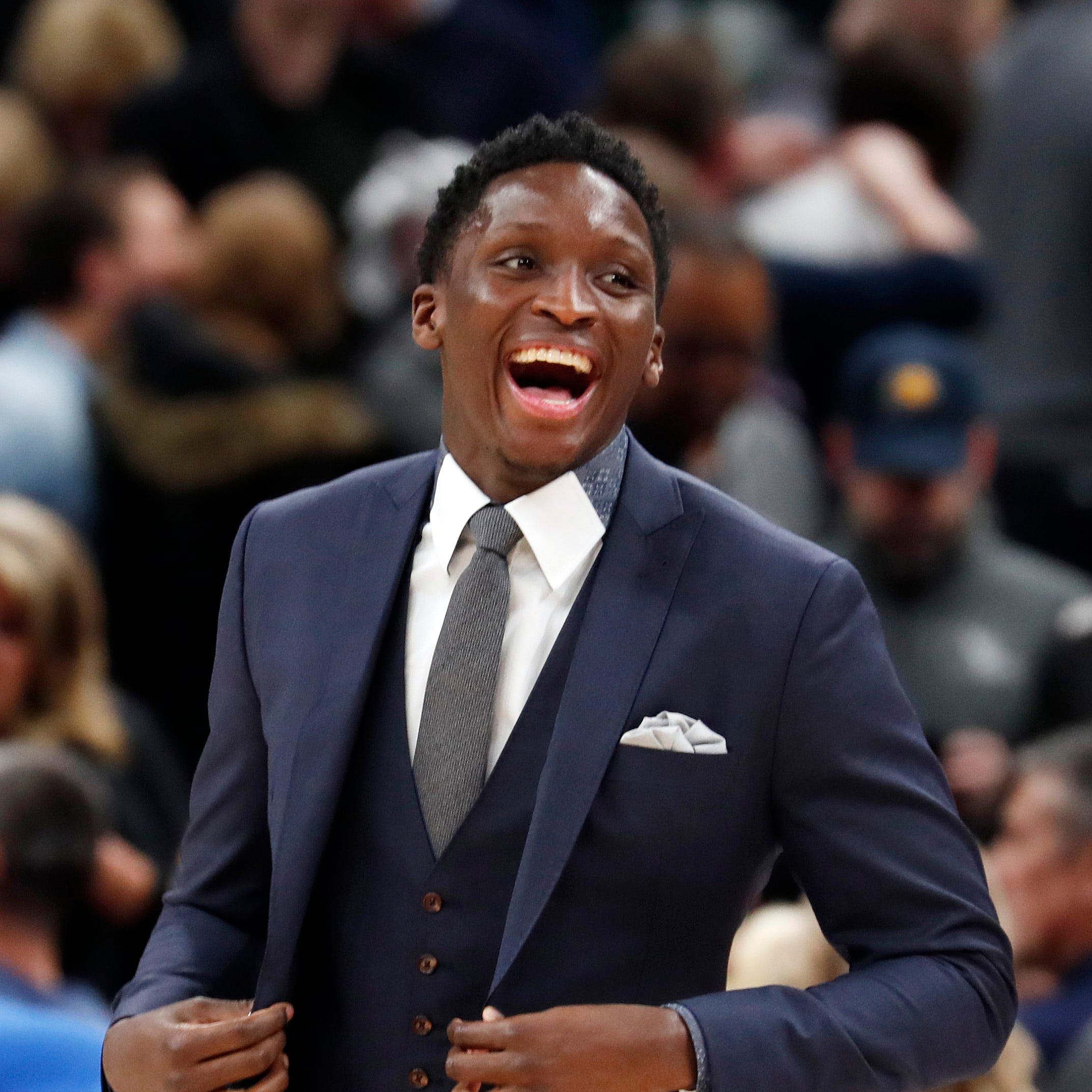 Where Sports Illustrated ranks the Indiana Pacers' Victor Oladipo