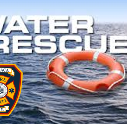 College-aged male swimmer rescued from Six Mile Creek