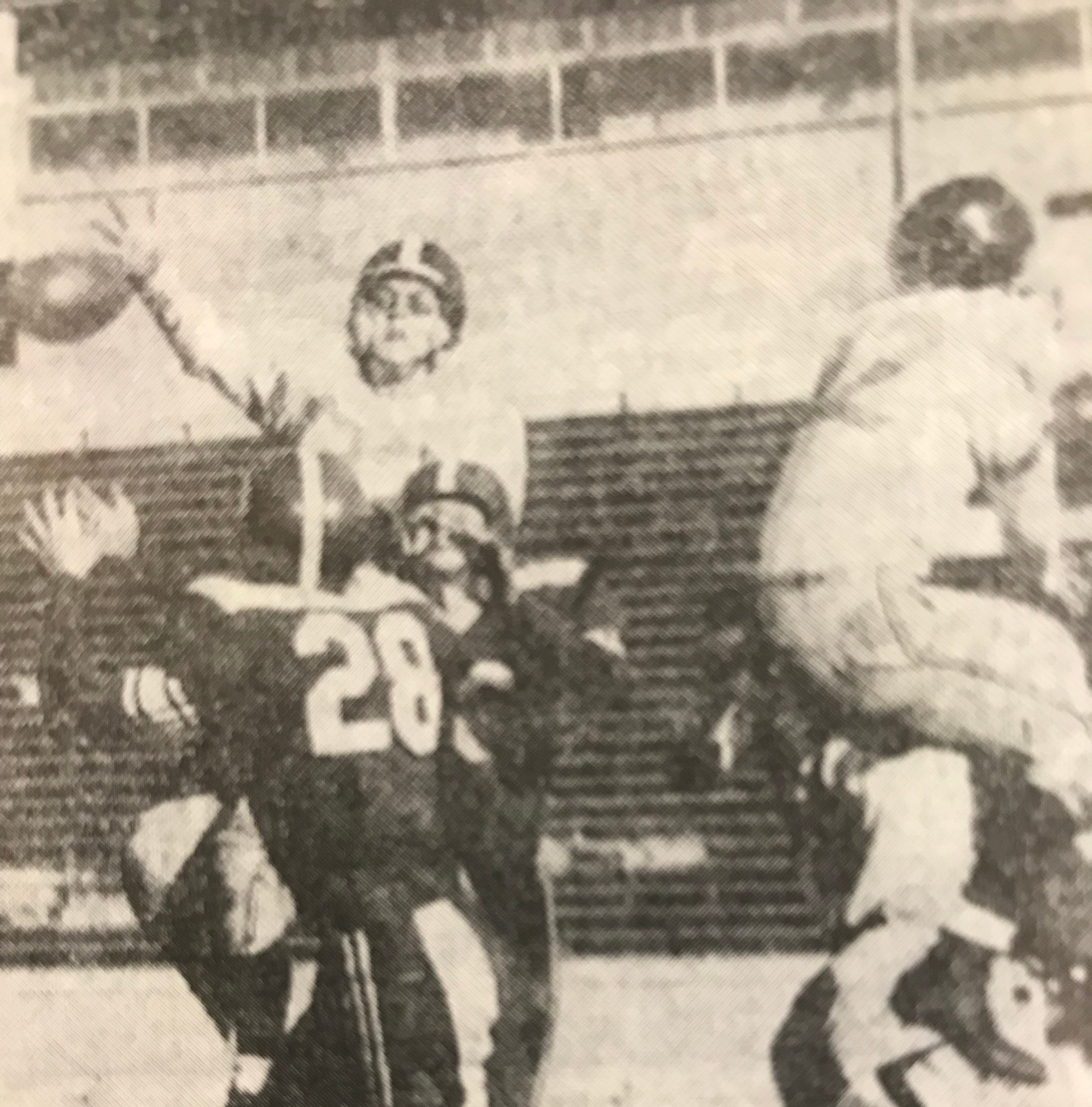Why did the West Lafayette-Jeff rivalry die?