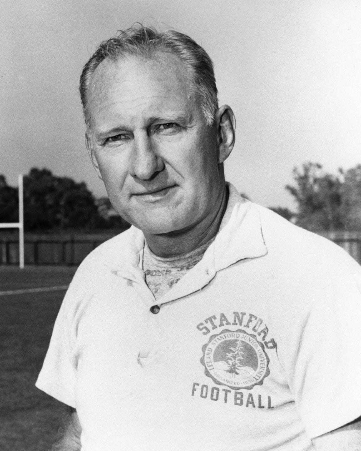 """William """"Dutch"""" Fehring starred in three sports at Purdue before becoming a coaching legend at Stanford."""