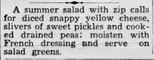 From the Aug. 3, 1950 Lancaster Eagle-Gazette.