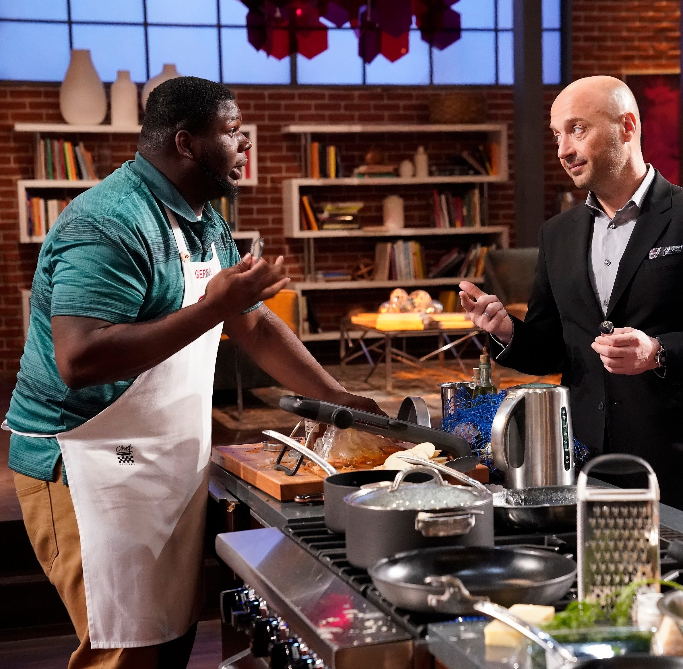Louisville native cooks his way into the top 10 on FOX's MasterChef