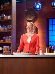 "Jyll Everman was a finalist on Season 7 of ""Food Network Star."""
