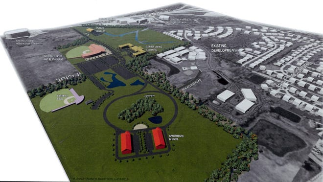 Developers who were proposing a baseball complex in the city of Pewaukee called Lake Country Commons are now looking to build a similar project in the village of Summit instead.